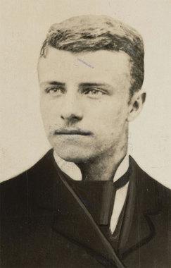 تئودور روزولت در 20 سالگی