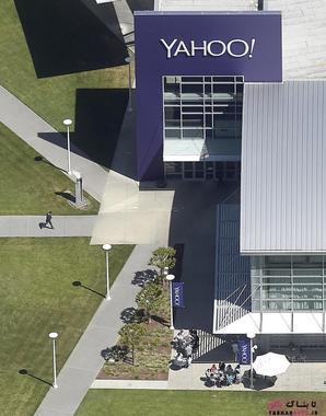 پردیس شرکت یاهو (Yahoo) در سانی ویل؛ عکس هوایی از Noah Berger