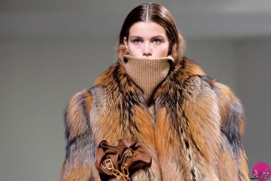 طرحی جالب از برند طراح معروف مد و لباس مایکل کورس (Michael Kors)؛ عکاس: Andrew Kelly