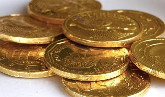 کشور سوئیس شکلات های قابل خوردن از جنس طلا تولید می کند.