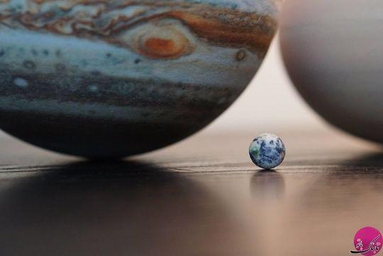 سیارات منظومه ی شمسی