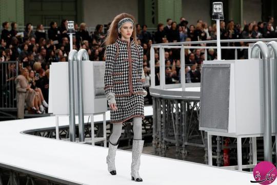 فشن شوی بین ستاره ای 2017-2018 شانل (Chanel)