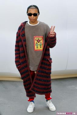فارل ویلیامز (Pharrell Williams) خواننده امریکایی