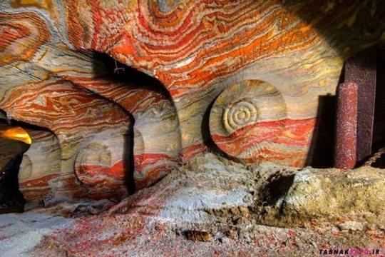 معدن متروک نمک، روسیه
