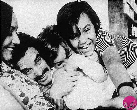 گابریل گارسیا مارکز: مردان وقتی می فهمند دارند پیر می شوند که شبیه به پدران خود می شوند