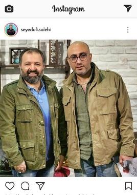 سید علی صالحی : ... ...
