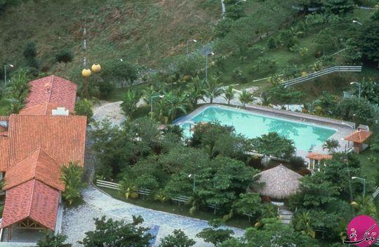 او نام Hacienda Napoles  را بر این منطقه گذاشت