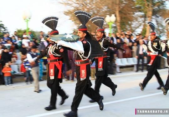 رژه در لاهور