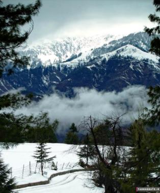 زیبایی شگفت انگیز دره هونزا در پا تان