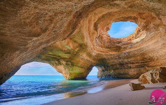 غار ساحل مخفی، پرتغال