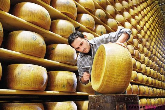با بانک پنیر ایتالیا آشنا شوید