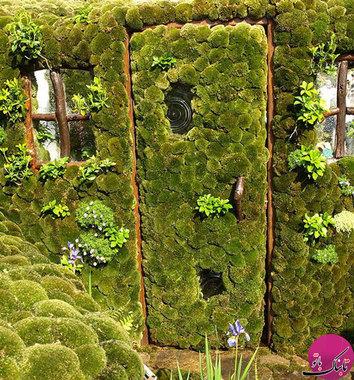 درب باغ ـ ژاپن