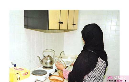 تصاویری از کارگران خانگی خارجی که در خانه های مردم عربستان کار می کنند، بسیاری از آنها اندونزیایی هستند، با توافق جدید کارگران خانگی کنیایی بیشتری  در عربستان وجود خواهند داشت
