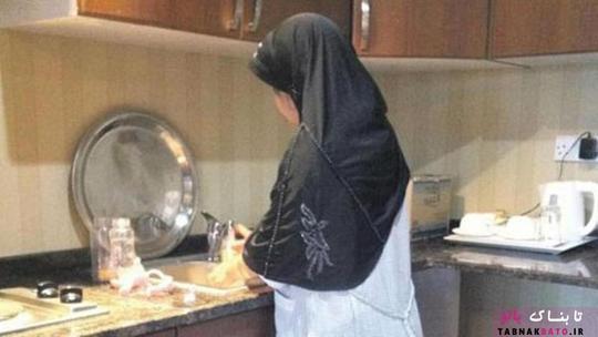 درخواست کارگر خانگی در عربستان و انجام فعالیت های خانگی به دست مستخدمین روند رو به افزایشی در عربستان داشته است