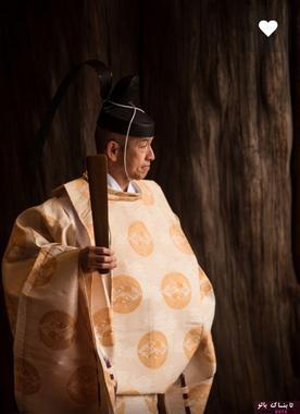 روحانی مذهب ژینتو، ژاپن