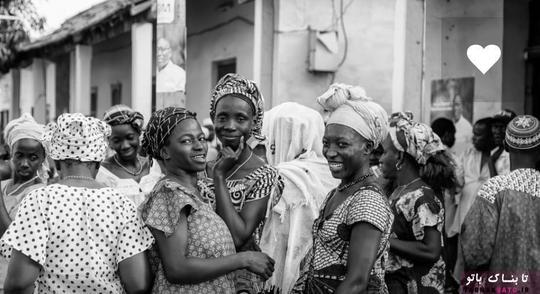 گردهمایی زنان آفریقایی