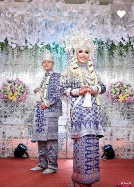 عروس اندونزی
