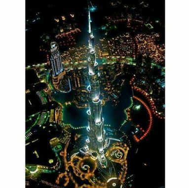 برج خلیفه ، دبی