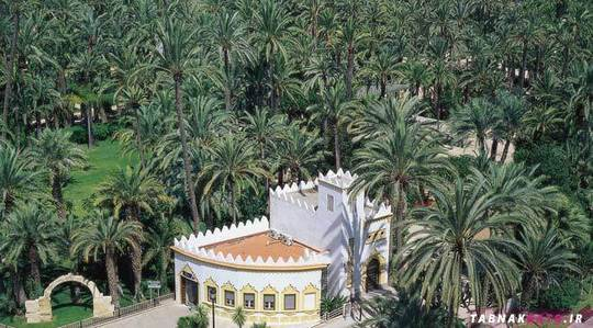 عکس هایی از عربی ترین شهر اسپانیا