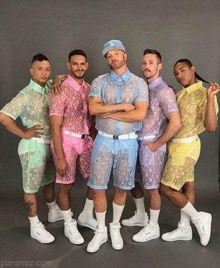 مضحک ترین لباس های دنیا را ببینید