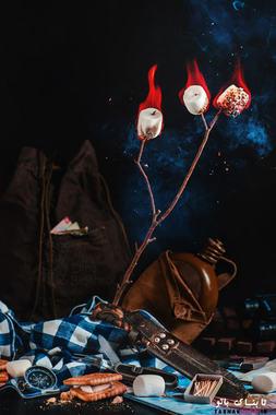 خوشمزهترین عکس های نیمهی نخست ۲۰۱۷ـ «تابناک باتو»