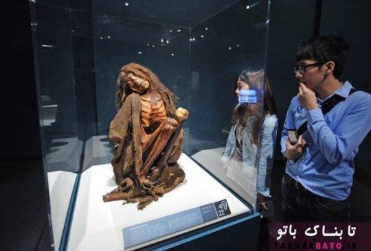 مومیایی یک زن 50 ساله در پرو پس از 1000 سال