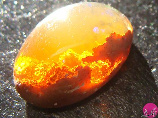 زیباترین سنگ های معدنی و قیمتی زیبا