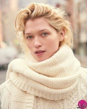 مدل های زیبا و متنوع شال گردن