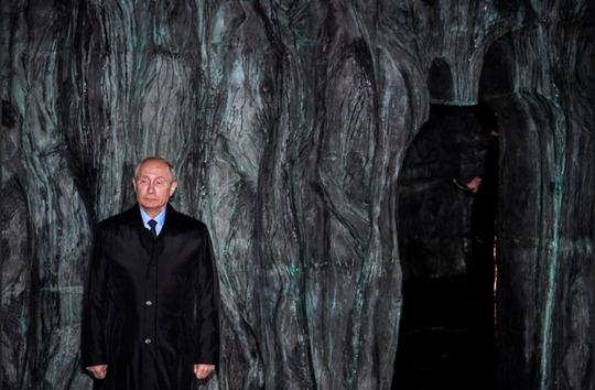 دیوار اندوه روسیه ـ تابناک باتو