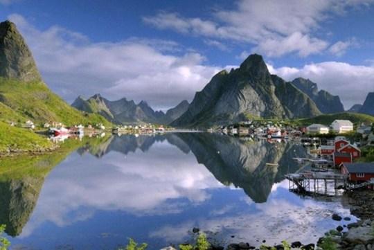 روسای رین در نروژ.