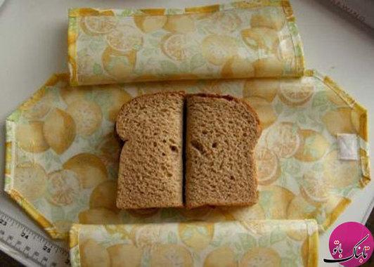 کاور ساندویچ ما آماده است