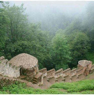 قلعه رودخان، فومن، گیلان