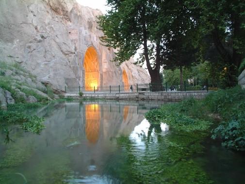 طولانیترین غار آبی ایران کجاست؟ +تصاویر