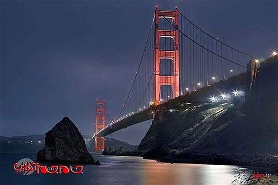 پل گلدن گیت، سانفرانسیسکو