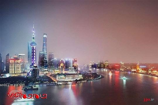 رودخانه Huangpu، شانگهای