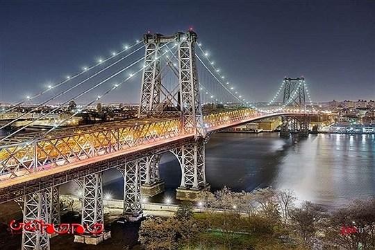 پل ویلیامبز بورگ، نیویورک